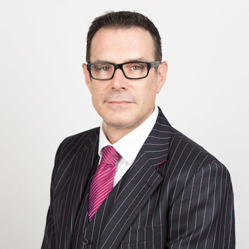 Photo of Russell Lane, CEO Brunel